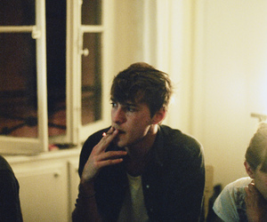 35mm, cigarette, and flickr image