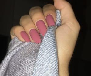 hand, nailpolish, and hands image