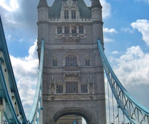 bridge, Great Britain, and tower bridge image