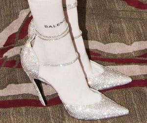 fashion, Balenciaga, and heels image