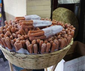 churros and food image