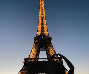 city, travels, and france image