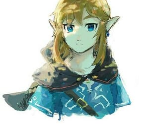 anime, link, and nintendo image
