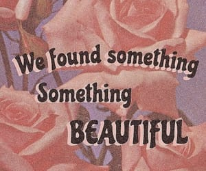 beautiful, found, and quote image