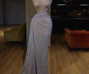 dress, glamour, and party image