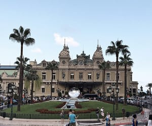 travel, casino, and monaco image