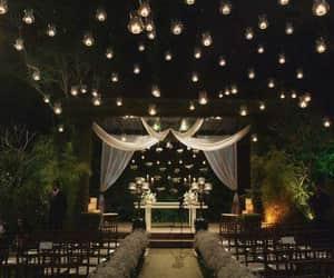 wedding, decoration, and beautiful image