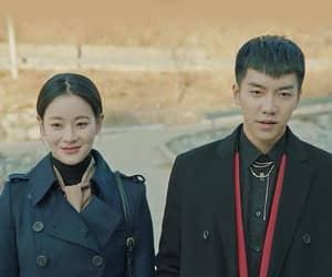 couple, Korean Drama, and oh yeon seo image