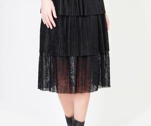 bottom, fashion, and skirts image