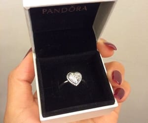 ring, pandora, and style image