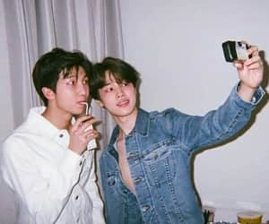 jimin, bts, and rm image