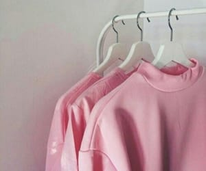 pink, aesthetic, and clothes image