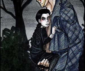 the addams family, wednesday addams, and jason vorrhees image