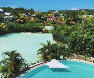 Dominican Republic, travel, and ocean image