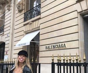 Balenciaga, girl, and photo image
