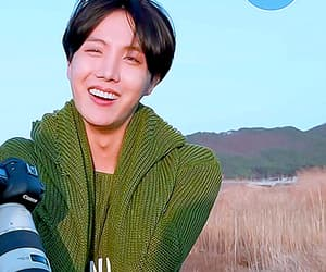 bts, j hope, and gif image