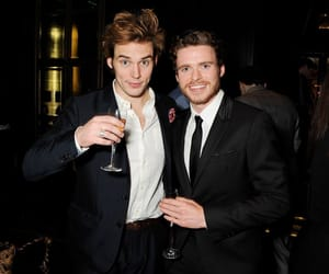 richard madden, sam claflin, and Hot image