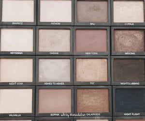 makeup, eyeshadow, and beauty image