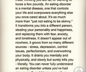 anorexia, ed, and strong image