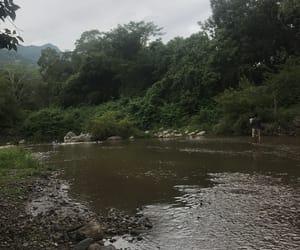 fun, river, and green image