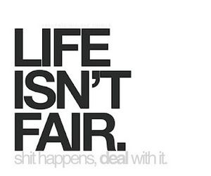 life, text, and fair image