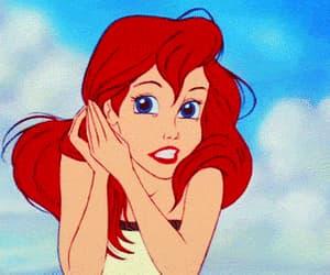 gif and little mermaid image