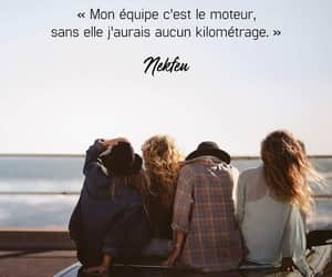 french, quote, and travel image