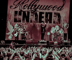 concert and hollywood undead image