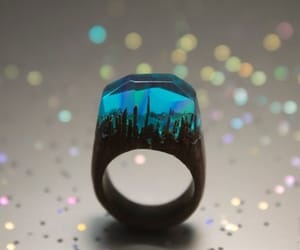art jewelry, etsy, and jewelry image