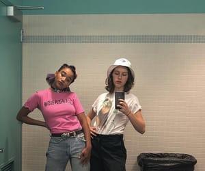 couple, lesbian, and amandla stenberg image