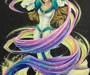 art, princess, and max stephen image