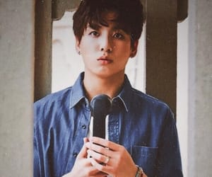 background, denim, and jungkook image
