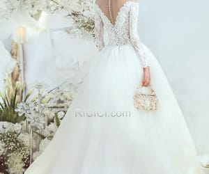 bride, shopping, and wedding image