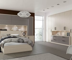 builtinbedroomwardrobes, fittedwardrobesideas, and fittedbedroomfurniture image