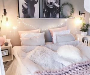 bedroom, interior, and we heart it image