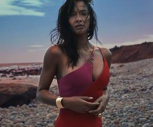 campaign, black models, and cushnie et ochs image