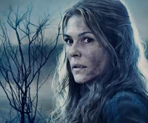 woman, the 100, and paige turco image