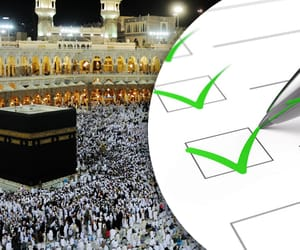 umrah checklist 2018, umrah packing guide, and checklist of umrah 2018 image