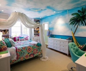 tropical room and tropical kids room image