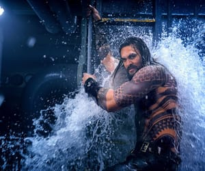 aquaman, movie, and wallpaper image