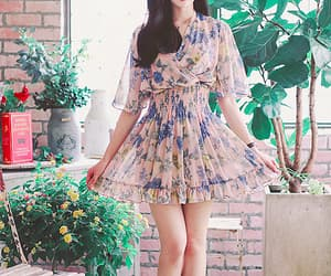 fashion, korean, and pretty image