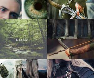 elf, Legolas, and greenleaf image