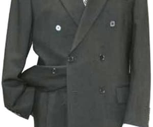 double breasted suit image
