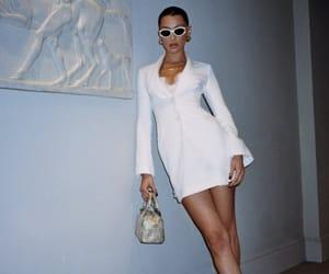 bella hadid and fashion image