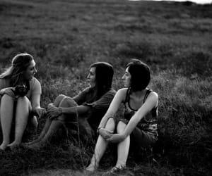 analog, anna, and black and white image