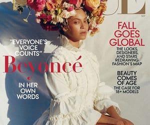 beyonce knowles, vogue, and queen bey image