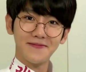 exo, kpop, and baek image