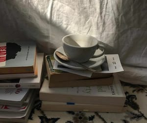 books, cozy, and mind image