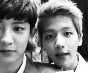 exo, park, and gif image