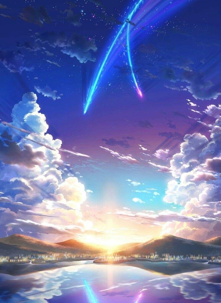 Your Name Source Https Www Laurenharris Net Anime